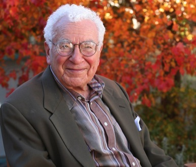 portrait of Murray Gell-Man